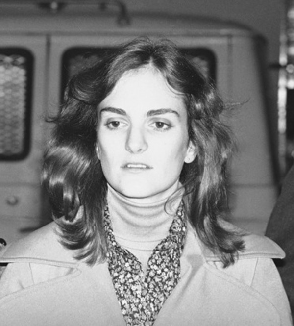 Patty Hearst young
