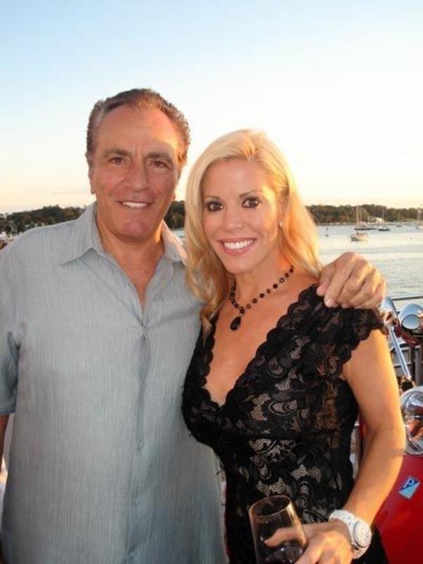 John Rosatti girlfriend Dawn Kimball