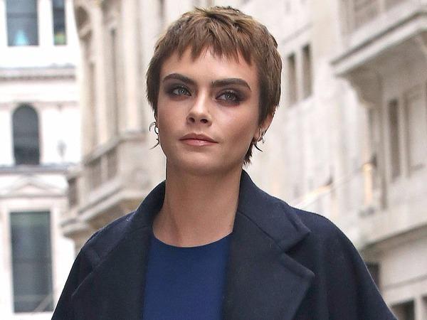 Top 10 most popular lesbians: Cara Delevingne