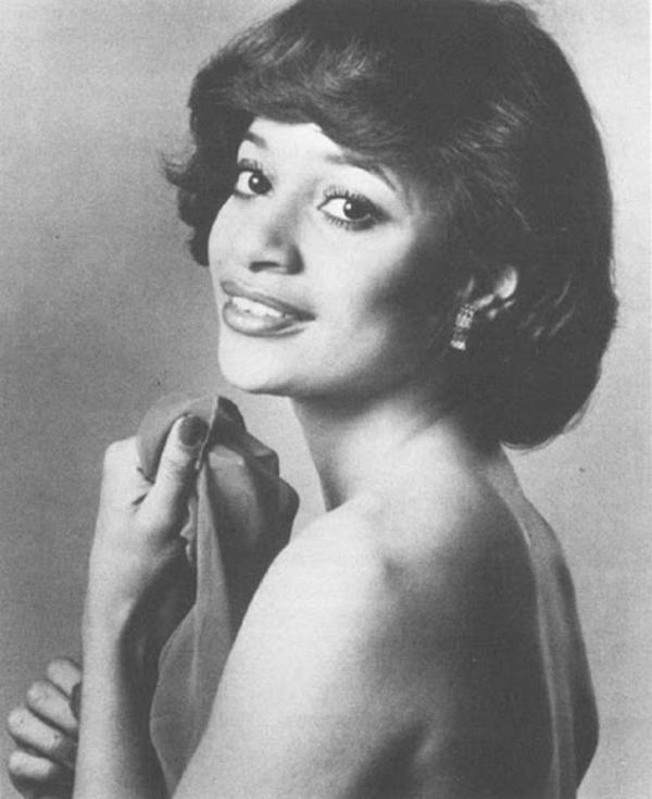 Debbie Allen young