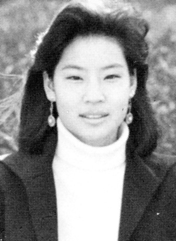 Lucy Liu young