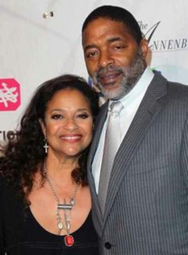 Debbie Allen and her husband Norman Nixon