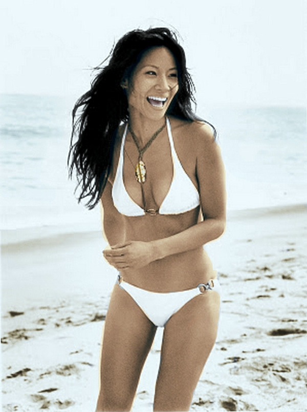 Lucy Liu main source of wealth is acting