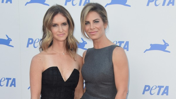Jillian Michaels is engaged to Heidi Rhoades