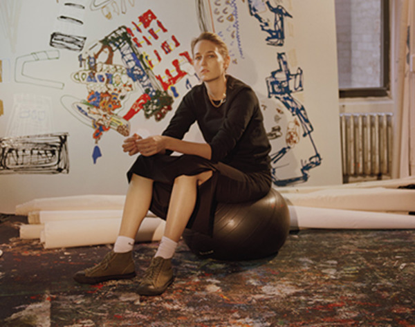 Leelee Sobieski is an artist now