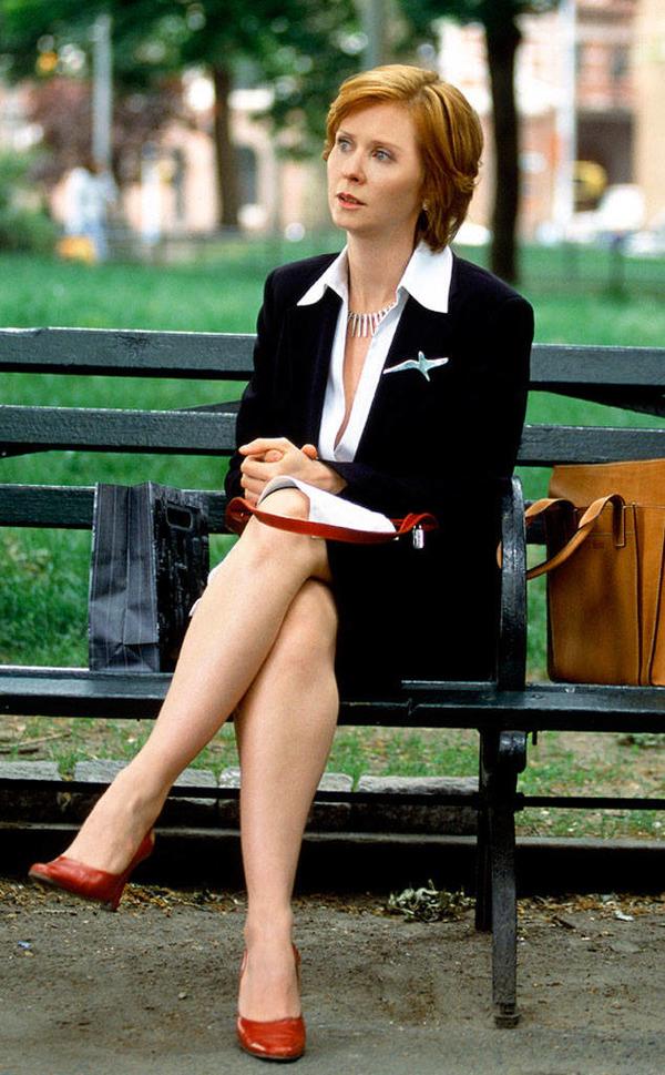 Top 10 Lesbians: Cynthia Nixon