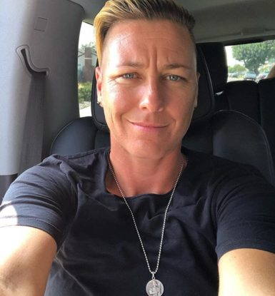 Abby Wambach biography