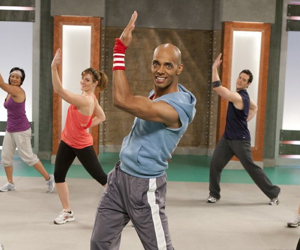 Billy Blanks Jr is Tae Bo coach