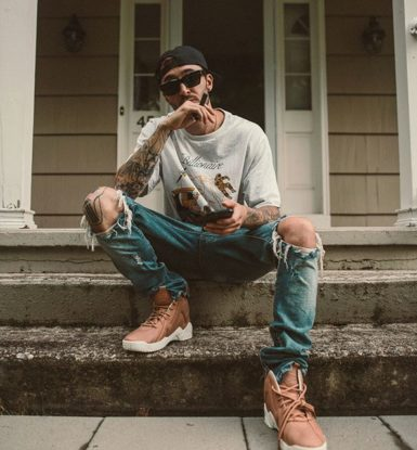 Chris Webby biography