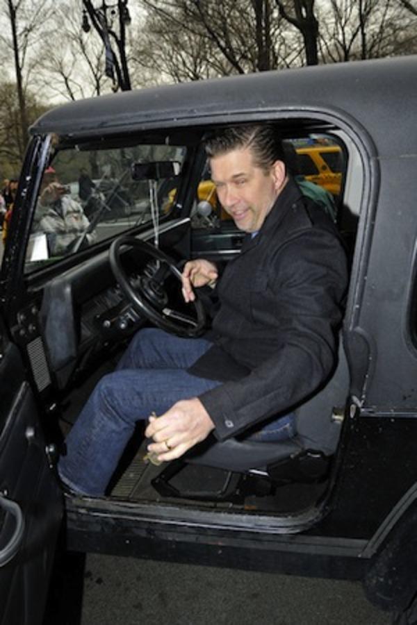 Stephen Baldwin car