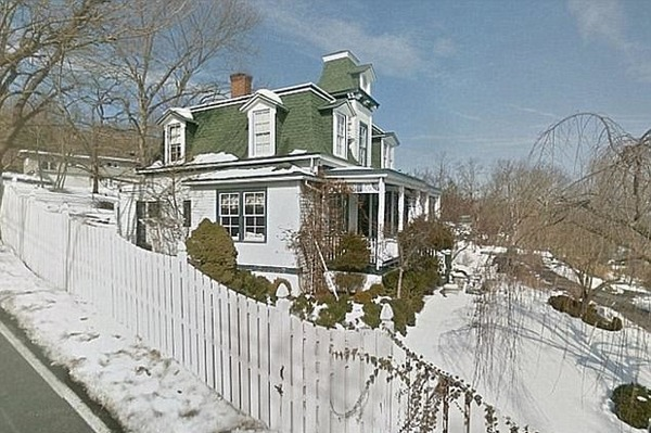 Stephen Baldwin house
