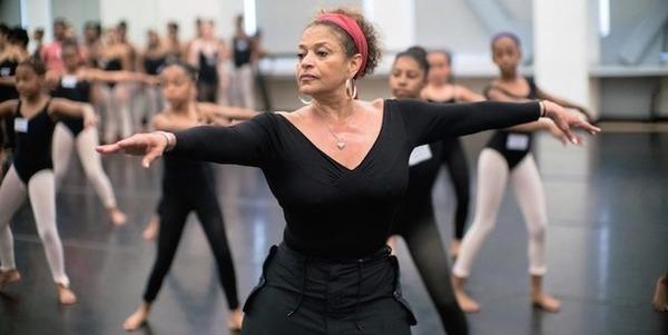 Debbie Allen runs Dance Academy