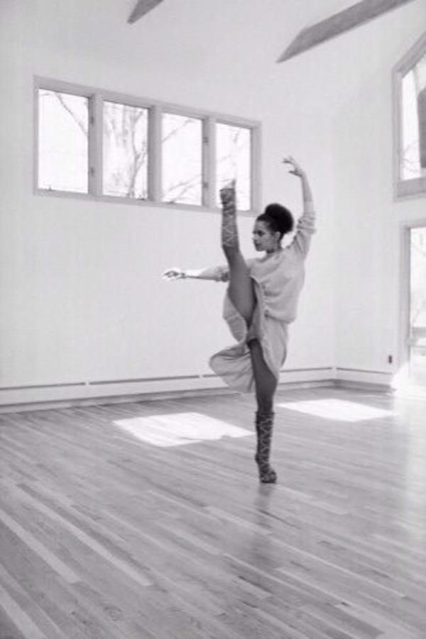 Debbie Allen rose to fame as a dancer