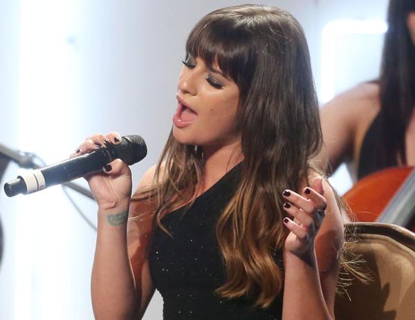 Lea Michele has already released 2 studio albums