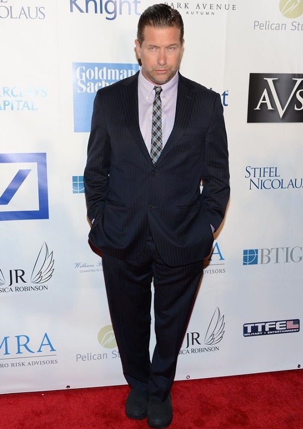 Stephen Baldwin is a famous actor