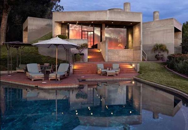 Steve Martin house