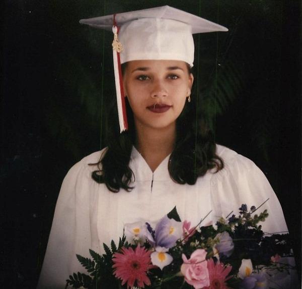 Rashida Jones was a nerd at school