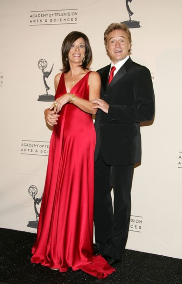 Jane Kaczmarek and her ex-husband Bradley Whitford