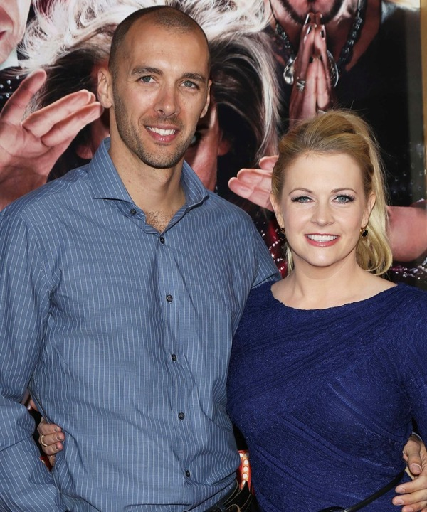 Mark Wilkerson wife Melissa Joan Hart