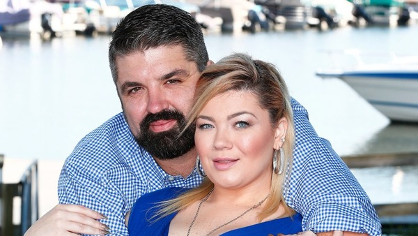 Amber Portwood and her fiance Andrew Glennon