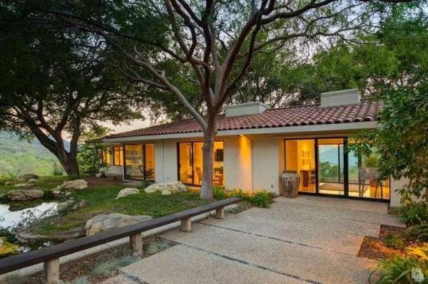 Rashida Jones house