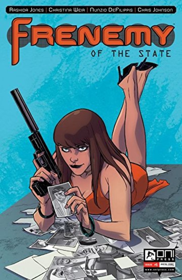 Rashida Jones book Frenemy of the State