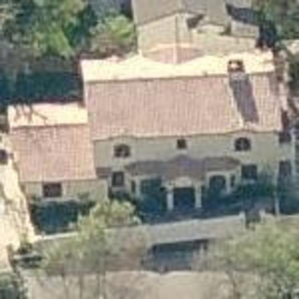 DJ Paul house in LA