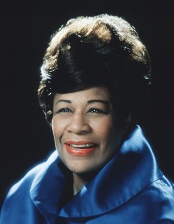 Ella Fitzgerald sold millions of her album copies