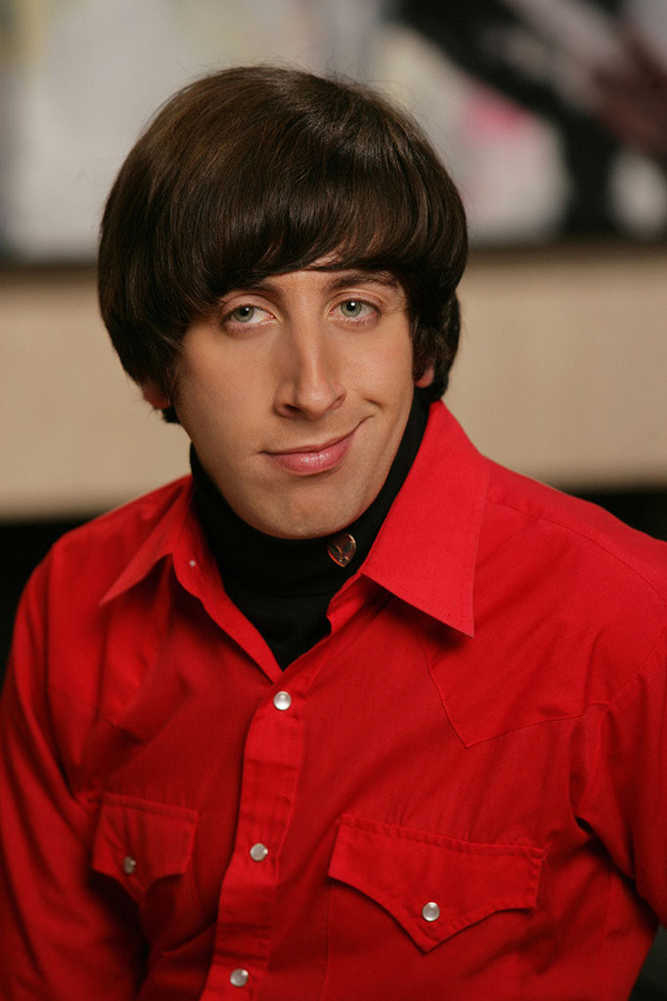 Simon Helberg biography facts