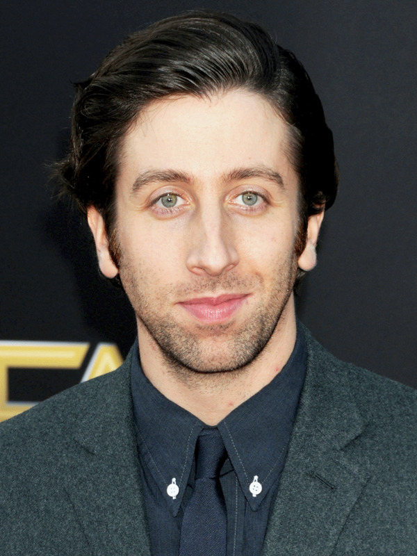 How rich is Simon Helberg?