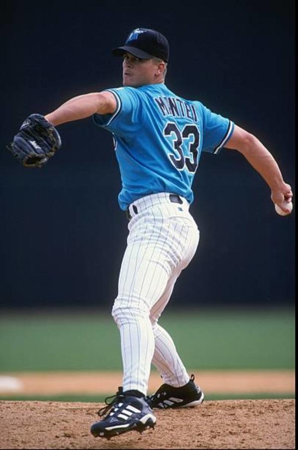Matt Mantei was a popular MLB player