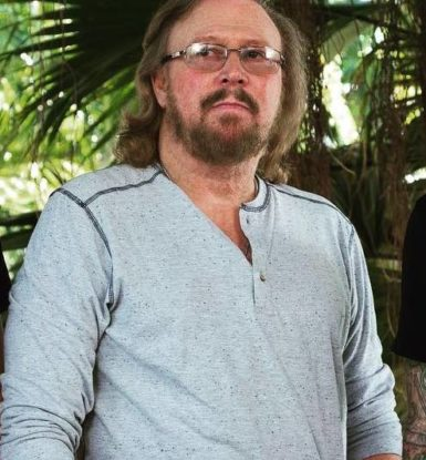 Barry Gibb biography