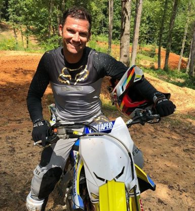 Chad Reed biography