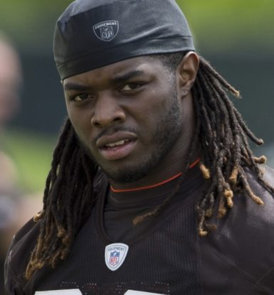 Trent Richardson biography