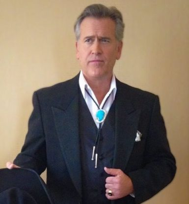 Bruce Campbell biography