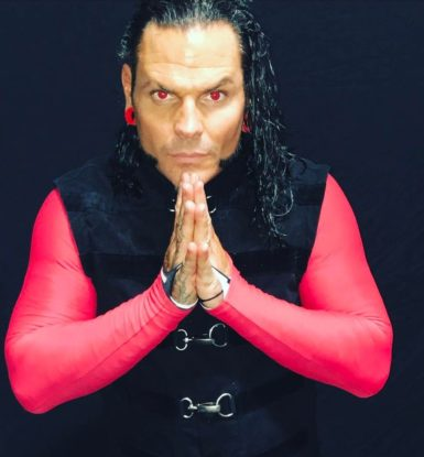 Jeff Hardy biography