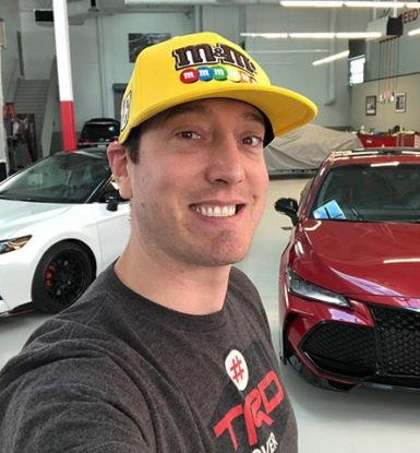 Kyle Busch biography